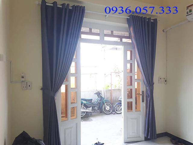Rèm vải giá rẻ đường Hà Huy Giáp