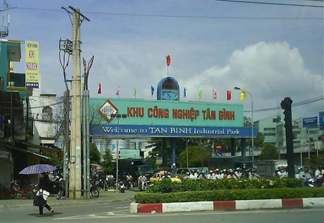 Rèm cửa khu công nghiệp Tân Bình