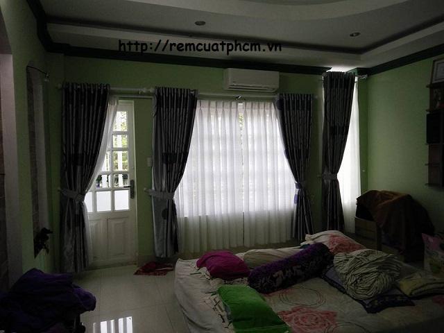 Rèm cửa đường Hậu Giang - Quận 6