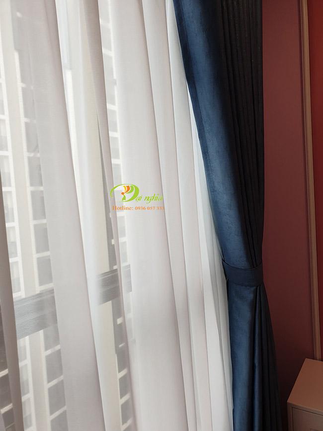 rèm cửa chung cư