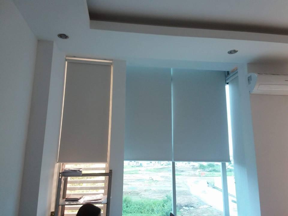 Rèm văn phòng Phạm Văn Đồng