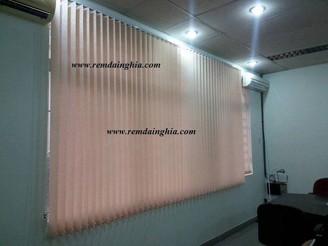 Rèm văn phòng quận Bình Tân