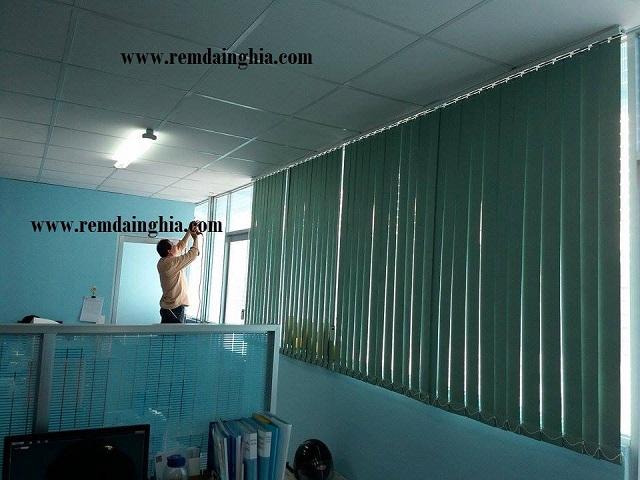 Rèm văn phòng Quận Tân Phú